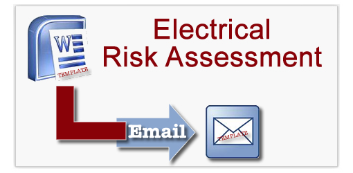 electricians risk assessment template - electrical risk assessment templates
