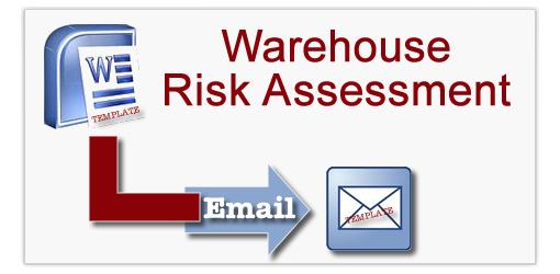 warehouse risk assessment templates. Black Bedroom Furniture Sets. Home Design Ideas